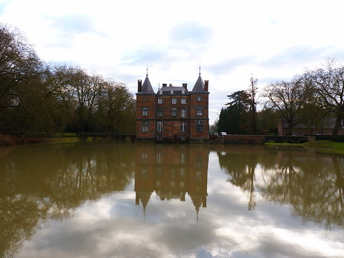 Château de Frasnes-lez-Anvaing