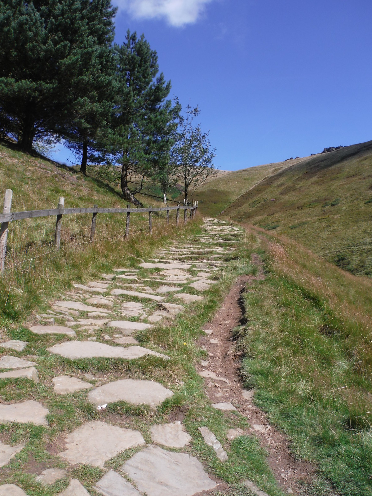 Jacob's Ladder and Wool Packs SWC Walk 303 - Edale Circular (via Kinder Scout and Mam Tor)