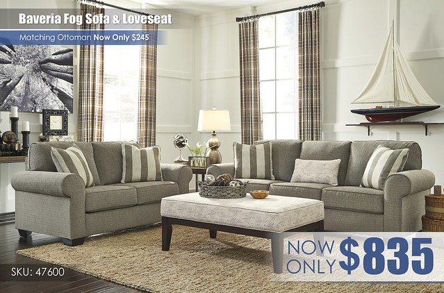 Baveria Fog Living Set_47600-38-35-08-T792
