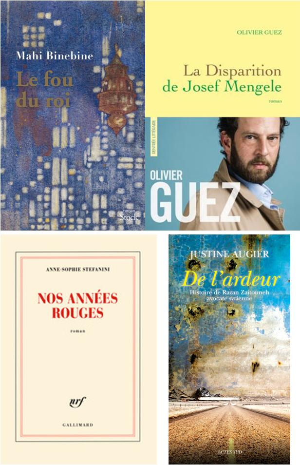Nhiều bất ngờ trong danh sách chung khảo giải Renaudot 2017