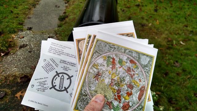 Map Postcards for Mapvember