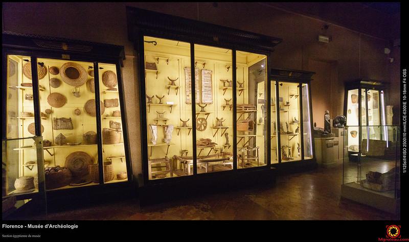Florence - Musée d'Archéologie