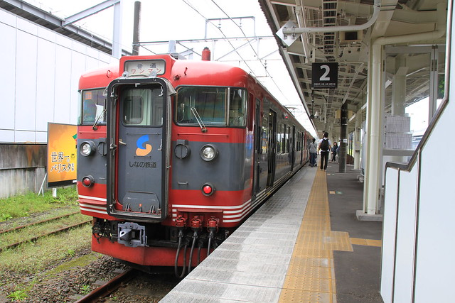 Shinano Railway Series 115