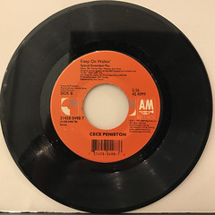CE CE PENISTON:I'M IN THE MOOD(RECORD SIDE-B)