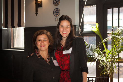 """Empowering Women Around the World"" luncheon with Susan Fonseca"