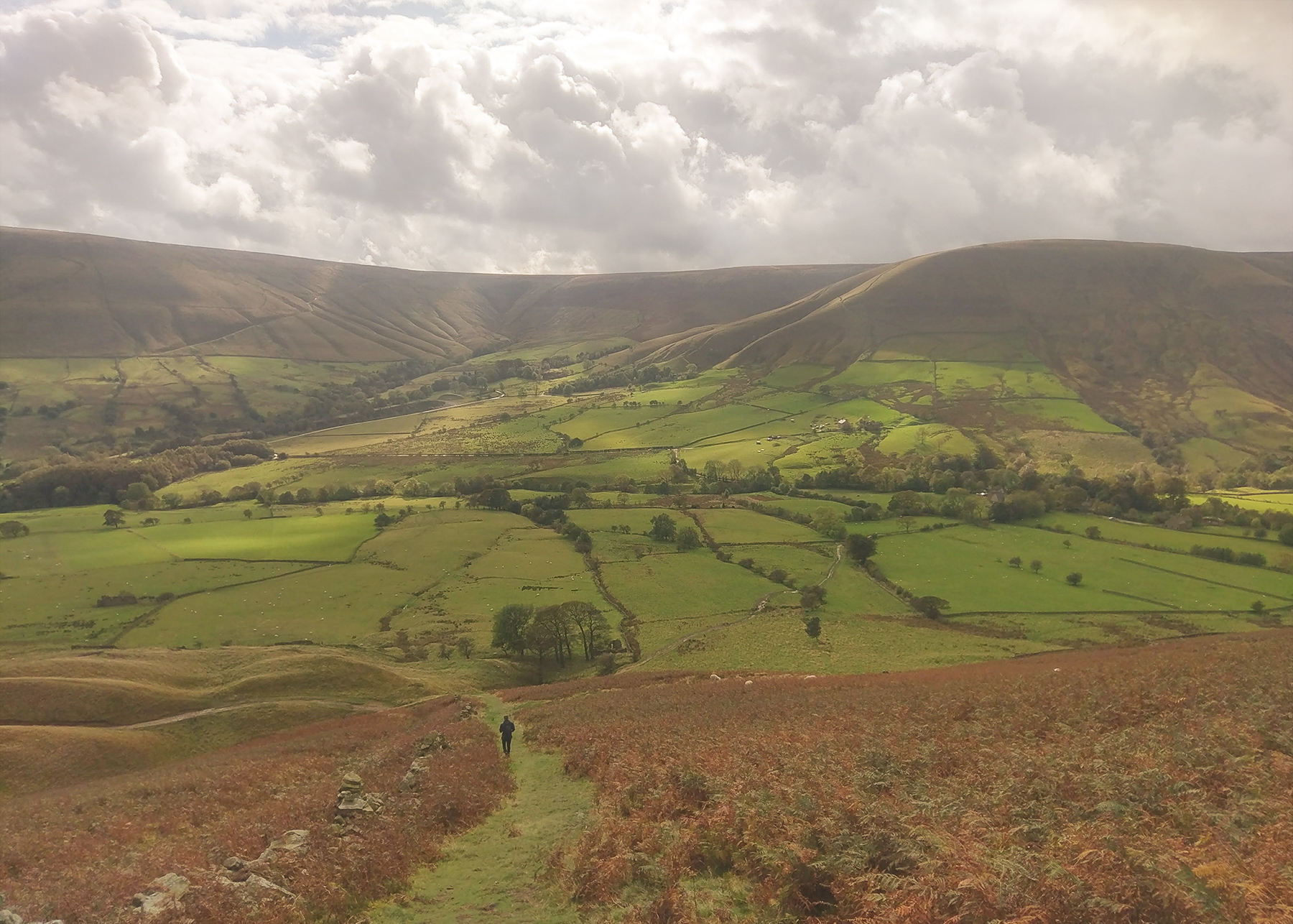 Edale, Peak District - Landscape Views