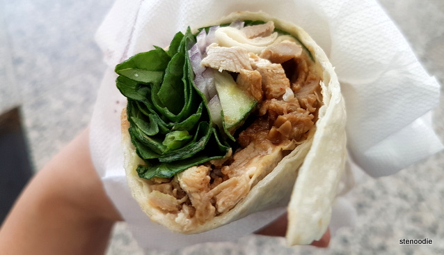Peking Duck Wrap