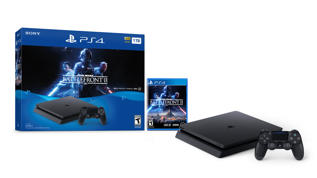 Star Wars Battlefront II PS4 Bundle