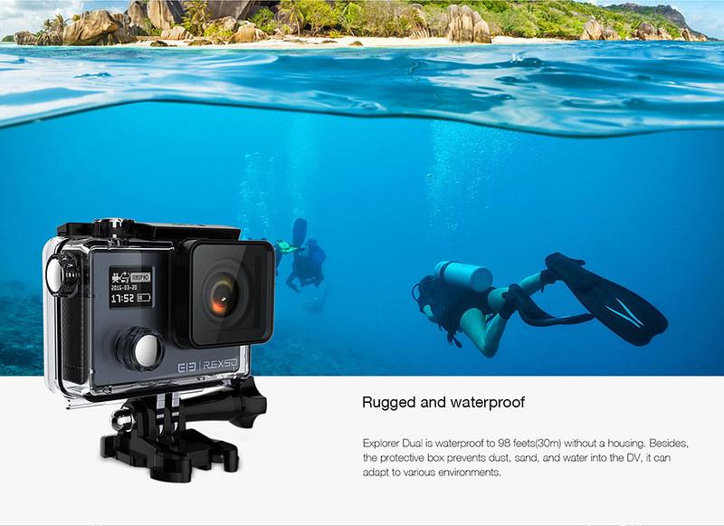 Elephone Elecam Explorer Dual  (16)レビュー