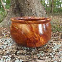 Chinaberry bowl