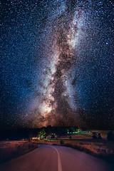 Milky Way - Rajac, Serbia