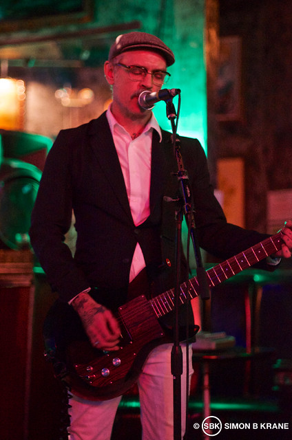 Eli performing at Chop Suey. Seattle Wa. 24.09.2017