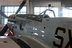 North American P-51D Mustang 44-63684 (N51EA) Double Trouble Two