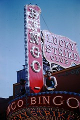 Found Photo - Las Vegas 1960