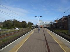 Berwick-upon-Tweed Railway Station (18/10/17)