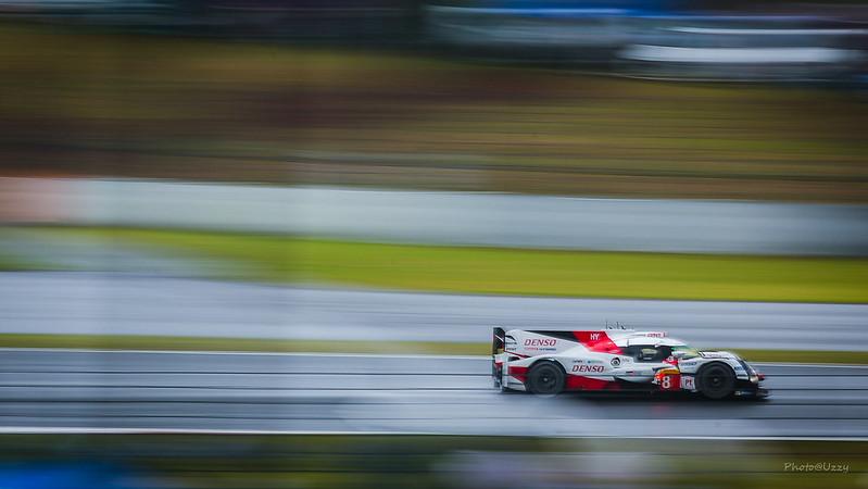 #8 TOYOTA GAZOO Racing TS050 HYBRID