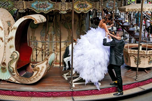 P1100412 Vive la mariée !