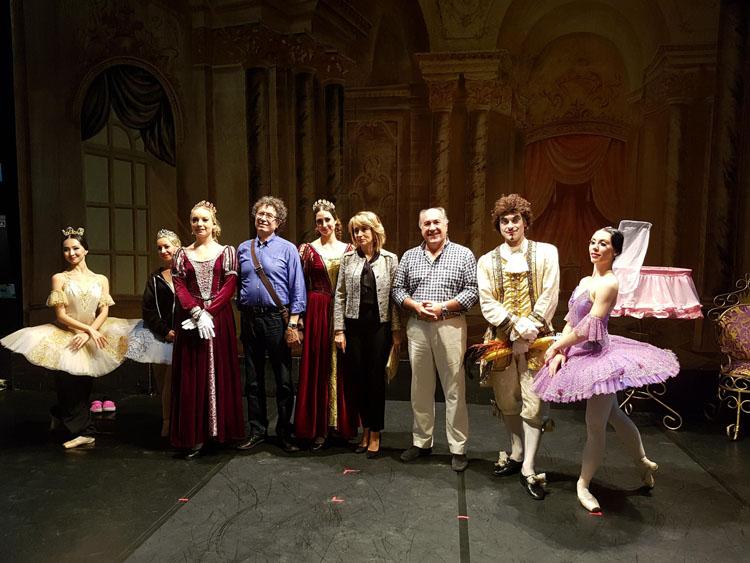 Ballet la Bella Durmiente1