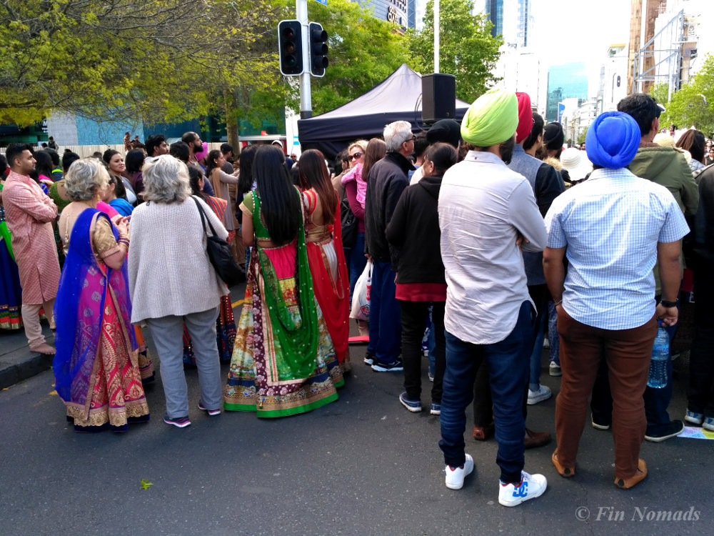 Indian festival diwali auckland