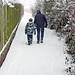 Snowtime, Kibworth, Leicestershire