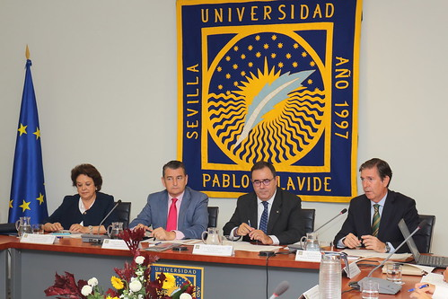 IV Encuentro UPO-Cuerpo Consular de Sevilla