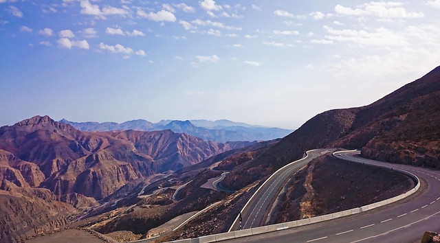 Jabal Jais road