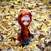 Fox in the leaves... by jillybug ~