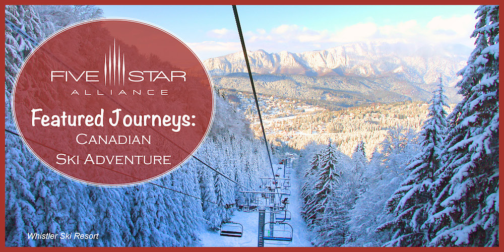 Featured Journeys: Canadian Ski Adventure