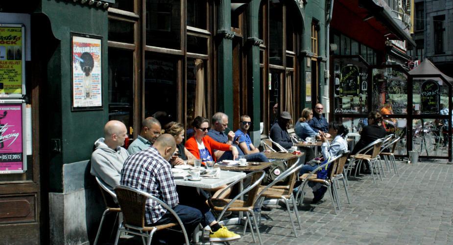 Terrasje pakken in Luik, bekijk de tips | Mooistestedentrips.nl