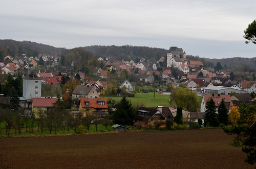 View on Hiltpoltstein