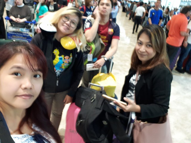 Korea Trip Day 1