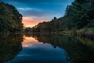 pine river mirror
