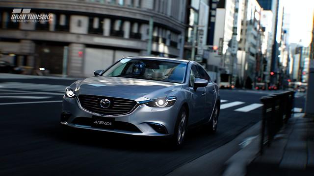 Gran Turismo Sport - Mazda Atenza Sedan