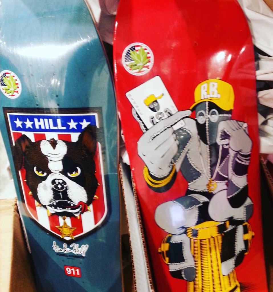 Restocked Powell reissues. Frankie Hill, Barbee Hydrant and more. #powellperalta #fatskateboards #calstreets