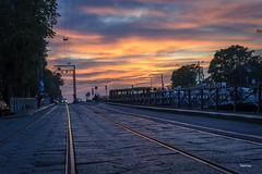 La vía del tram