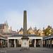 Vismarkt (Marché aux poissons) Brugge (Belgium)