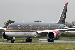 Royal Jordanian 787-8 JY-BAC