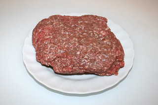 13 - Zutat Hackfleisch / Ingredient ground meat