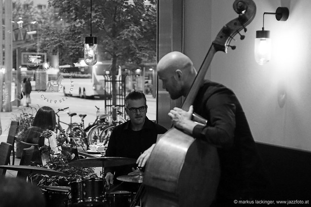 Hali Gudmundsson Quartet, Restaurant Johann - Take the A-Train Musicfestival Salzburg