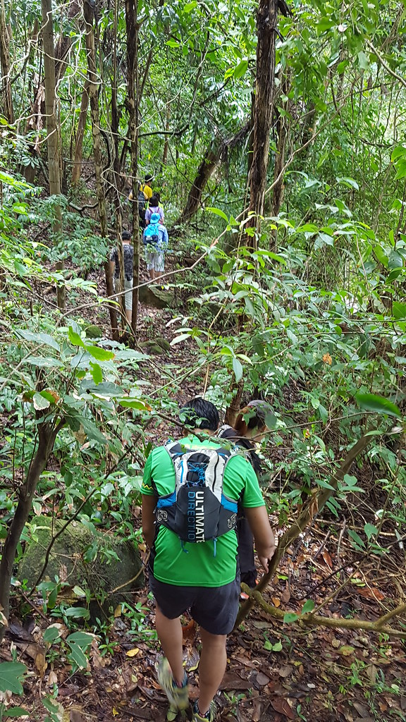 Teluk Kumar youth hike