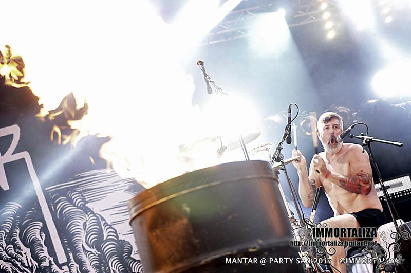 MANTAR @  PARTY SAN OPEN AIR 2017. SCHLOTHEIM GERMANY 37650817416_abe97dbc71_c