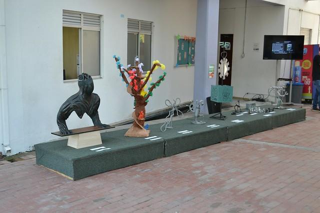 Concurso de Escultura y Fotografía
