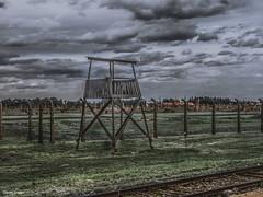 Watch Tower at Auschwitz Birkenau