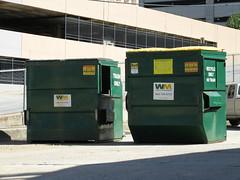 Waste Management Dumpsters