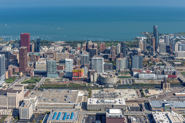 Riverline and the South Loop