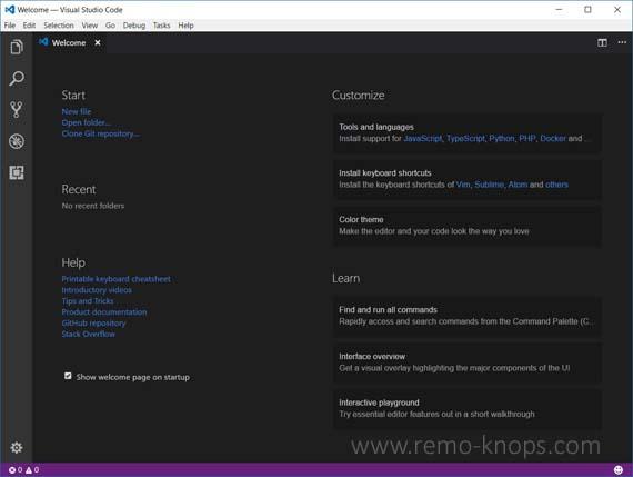 Visual Studio Code - A Notepad++ Alternative 177