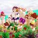Le chevalier aux fleurs by Young's Lego