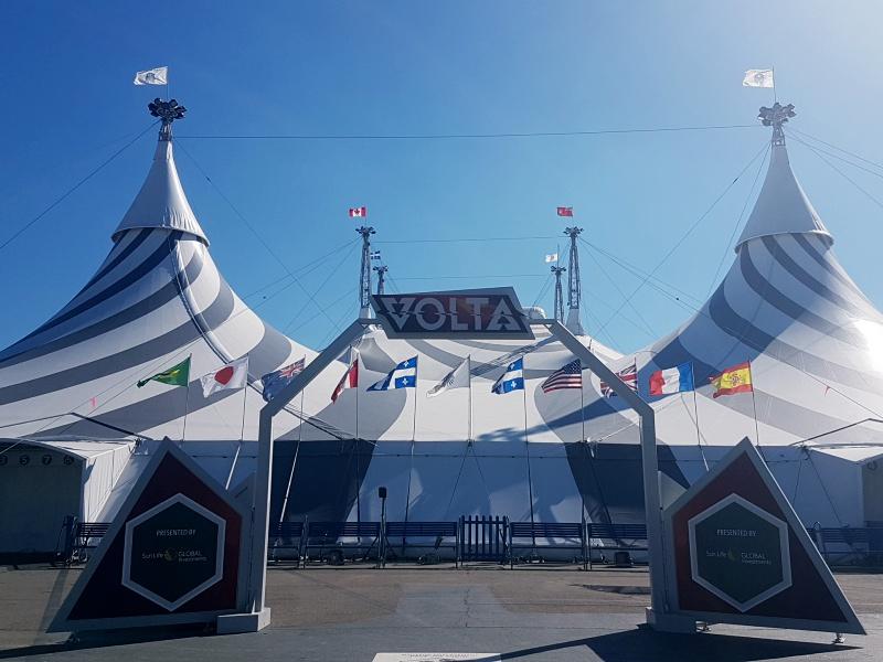 Cirque du Soleil Volta Toronto