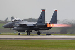 RAF Lakenheath. 17-10-2017