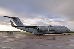 Canadian Armed Forces Boeing CC-177 177703 at Fairford EGVA 16/07/17